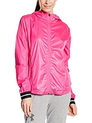 Under Armour Chaqueta Deporte Layered Up! Storm (Fucsia)