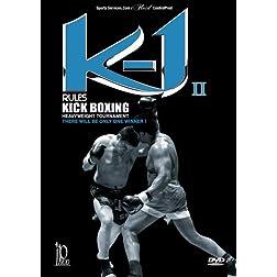 K-1: Rules Kick Boxing - Heavyweight Tournament