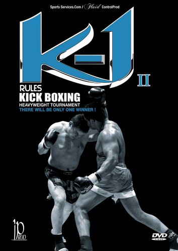 K-1: Rules Kick Boxing - Heavyweight Tournament [DVD] [Import]