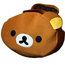 Angel Wings San-x Rilakkuma Cute Big Bag Handbag Shoulder Bag Plush Relax Brown Bear Mothers Day Gifts