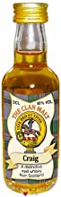Craig Clan Whisky Collectable Miniature Bottle