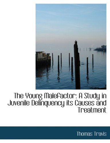 The Young Malefactor: A Study in Juvenile Delinquency its Causes and Treatment: A Study in Juvenile Delinquency Its Causes and Treatment (Large Print Edition) (Bibliobazaar Reproduction Series)
