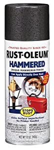 Rust-Oleum Stops Rust Hammered Spray Paint