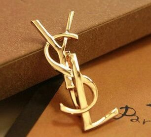 Fashion Gold Vintage Brooch Pin