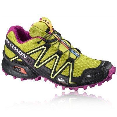 Salomon Lady Speedcross 3 CS Trail Running Shoes