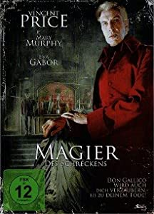 The mad Magician (uncut) Vincent Price