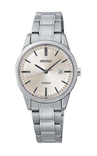 Seiko Quartz SXDG25P1 - Orologio da Polso Donna