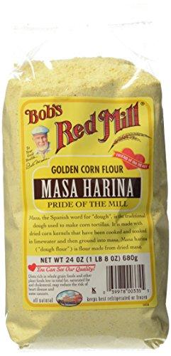 Bob's Red Mill Corn Flour Golden Masa - 24 oz (Golden Masa Harina Corn Flour compare prices)