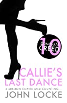 Callie's Last Dance (donovan Creed Book 10)