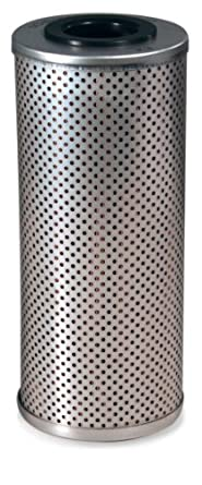 "Schroeder K25 E-Media Hydraulic Filter Cartridge, Cellulose, Removes Rust, Metallic Debris, Fibers, Dirt; 9"" Height, 3.9"" OD, 1.625"" ID, 25 Micron"