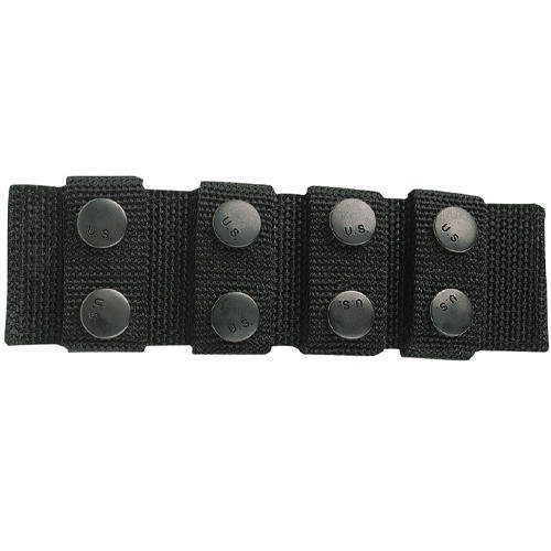 Cheapest Prices! Atlanco 4109000 Tru-Gear Duty Belt Keepers (4 Pack), Black