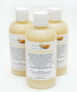 1 Botella Champú Manteca de karité Liquido 100% Natural Sin SLS 250ml por Funky Soap en BebeHogar.com