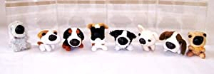 McDonalds - The Dog Plush Happy Meal Set - 2005