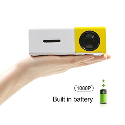 ECCBOX PICO Mini Projector 60