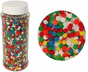 Confetti Bright Circles 2.8 oz. CONCR