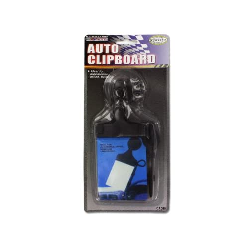 paper - Case of 144 Automobile clipboard mount with paper - Case of