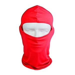 Buy iPerb® Outdoor Cycling Lycra Sun UV Protection Balaclava Full Face Mask by Qing