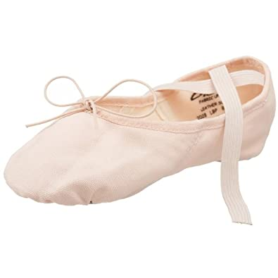 capezio s 2028 canvas juliet ballet shoe