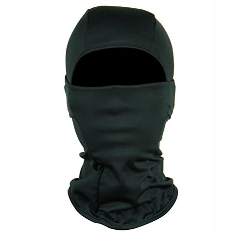 Tactical Balaclava Multipurpose Walking Man Full Face Mask Windproof Ski Warm Neck Gaiter Breathable Motorcycle Hood Quick Dry Cycling Headgear (Ninja Climbing Gloves compare prices)