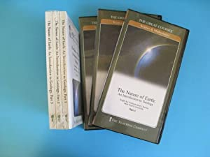 The Teaching Company: The Great Courses (Science & Mathematics) The Nature of Earth, an Introduction to Geology (6 DVD & 3 Booklet Set)