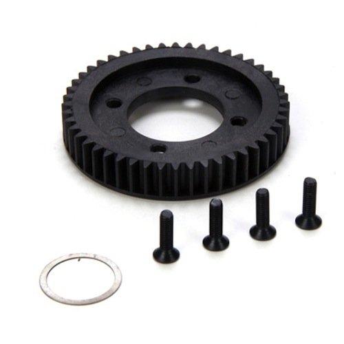 Team Losi 48T Center Diff Spur Gear & Hardware: 10-T - 1