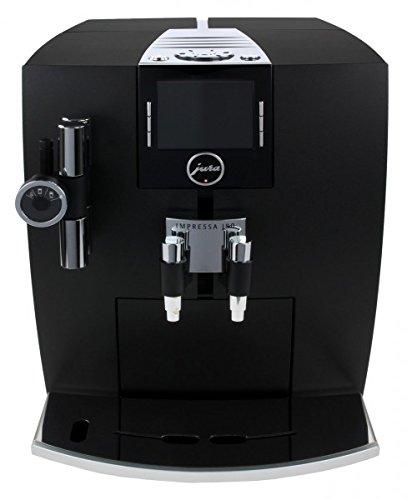jura impressa j80 tft black mat kaffeemaschine. Black Bedroom Furniture Sets. Home Design Ideas