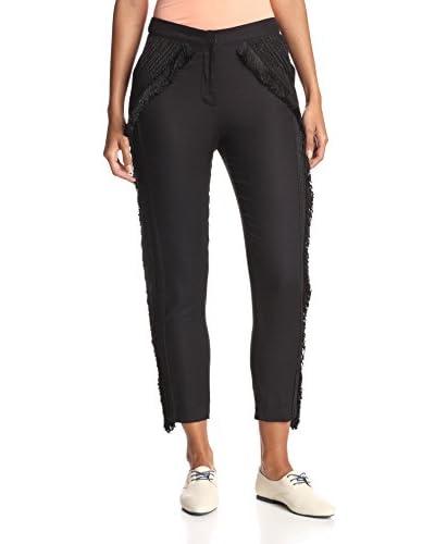Mara Hoffman Women's Fringed Pants