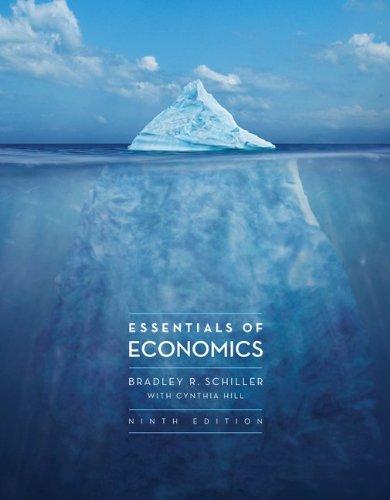pdf free essentials of economics 9th edition by bradley schiller