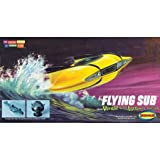 Flying Sub Mini Set Model