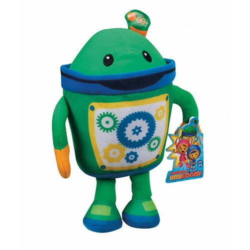 Fisher-Price Team Umizoomi Bot Plush