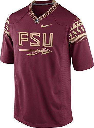 Nike Florida State Seminoles FSU College Team Logo Men