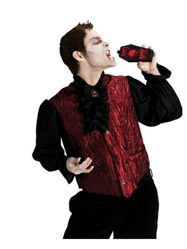 Count Drunkula Vampire Adult Costume