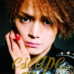 escape  (SINGLE+DVD)