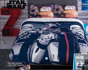 Star Wars Fuzzy Fleece Blanket Twin/Full/Queen Size