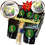 Londons Times Funny Medicine Cartoons - Whistleblower - Coffee Gift Baskets - Coffee Gift Basket