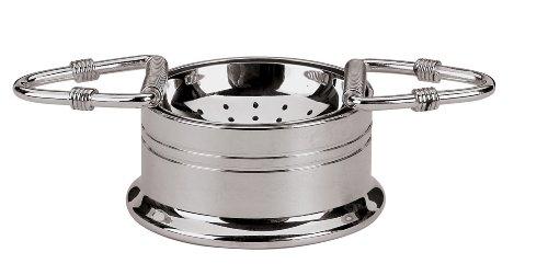 World Cuisine S/S Tea Strainer & Holder Dia 2