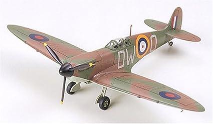 Tamiya - 60748 - Maquette - Spitfire MK I - Echelle 1:72