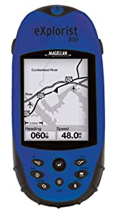 Magellan eXplorist 300 Water Resistant Hiking GPS