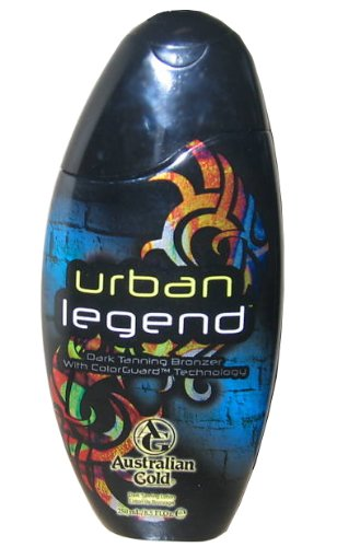 Cheap Australian Gold Urban Legend Tanning Lotion Dark Tanning Bronzer with