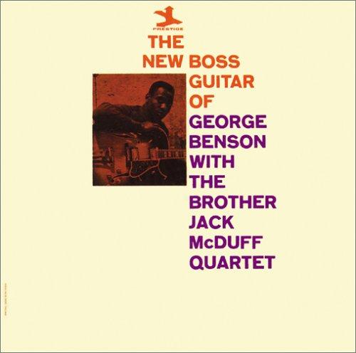 George Benson - New Boss Guitar of George Benson, The - Zortam Music
