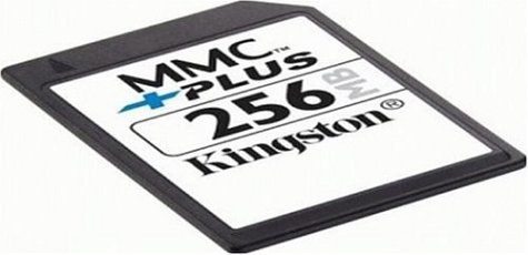 Best Buy! Kingston flash memory card - 256 MB - MMCplus ( MMC+/256 ) (Retail Package)