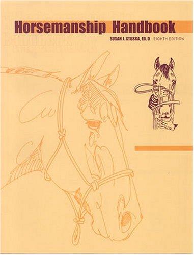 Horsemanship Handbook, Eighth Edition