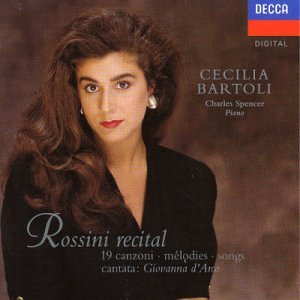 Sale alerts for Decca Rossini Recital - Covvet