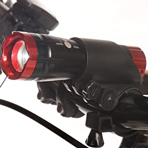 The BEST LED Bike Light & Guarantee Anywhere!!!, *NOW*...300 Lumens, Incredibly... by Bright Eyes
