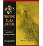 "{{The Artist's Way: Morning Pages Journal: A Companion Volume to ""the Artist's Way"" (Record book) [PAPERBACK]"