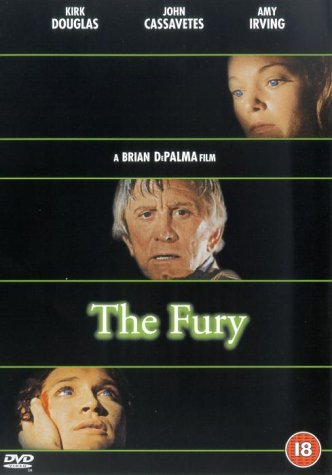 The Fury - Dvd