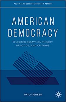 Democracy Essay-Writing