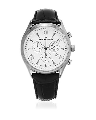 Alexander Reloj con movimiento cuarzo suizo A021-02  42 mm