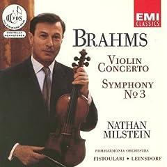 Violin Concerto in D / Symphony 3
