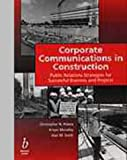 img - for Corporate Communications in Construction book / textbook / text book
